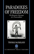 Cover for Paradoxes of Freedom
