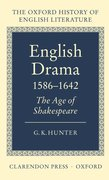 Cover for English Drama 1586-1642