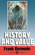 Cover for History and Value