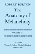 Cover for The Anatomy of Melancholy
