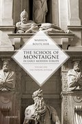 Cover for The School of Montaigne in Early Modern Europe