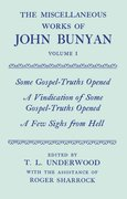 Cover for The Miscellaneous Works of John Bunyan