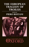 Cover for The European Tragedy of Troilus