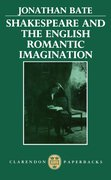 Cover for Shakespeare and the English Romantic Imagination