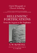 Cover for Hellenistic Fortifications from the Aegean to the Euphrates