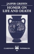 Cover for Homer on Life and Death