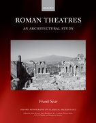 Cover for Roman Theatres