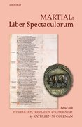 Cover for Martial: Liber Spectaculorum
