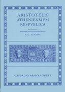 Cover for Atheniensium Respublica