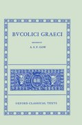 Cover for Bucolici Graeci