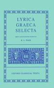 Cover for Lyrica Graeca Selecta