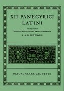 Cover for XII Panegyrici Latini