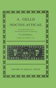 Cover for A. Gellii Noctes Atticae