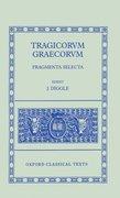 Cover for Tragicorum Graecorum