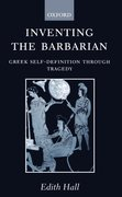 Cover for Inventing the Barbarian