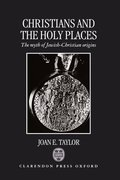 Cover for Christians and the Holy Places