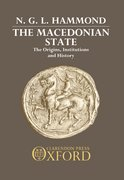 Cover for The Macedonian State