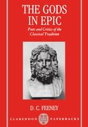 Cover for The Gods in Epic