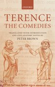 Cover for Terence, The Comedies