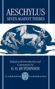 Cover for Seven Against Thebes (<em>Septem Contra Thebas</em>)