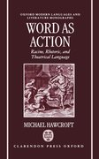 Cover for Word As Action