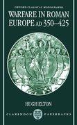 Cover for Warfare in Roman Europe, AD 350-425