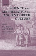Cover for Science and Mathematics in Ancient Greek Culture