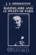Cover for Baudelaire and <em>Le Spleen de Paris</em>
