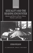 Cover for Sexuality and the Reading Encounter