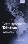 Cover for Latin American Television