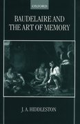 Cover for Baudelaire and the Art of Memory