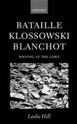 Cover for Bataille, Klossowski, Blanchot