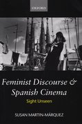 Cover for Feminist Discourse and Spanish Cinema