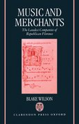 Cover for Music and Merchants