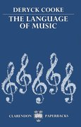 Cover for The Language of Music