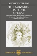 Cover for The Mozart-Da Ponte Operas