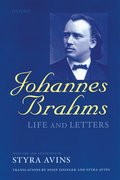 Cover for Johannes Brahms