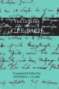 Cover for The Letters of C. P. E. Bach