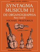 Cover for Syntagma Musicum II