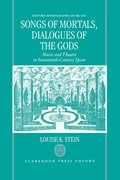 Cover for Songs of Mortals, Dialogues of the Gods