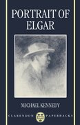 Cover for Portrait of Elgar
