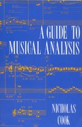 Cover for A Guide to Musical Analysis