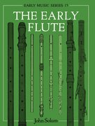 Cover for The Early Flute