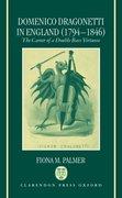Cover for Domenico Dragonetti in England (1794-1846)