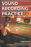 Cover for Sound Recording Practice