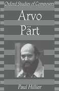 Cover for Arvo Pärt