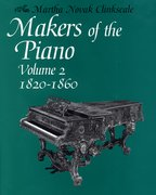 Cover for Makers of the Piano