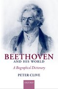 Cover for Beethoven and His World