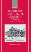 Cover for The National Court Theatre in Mozart