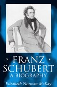 Cover for Franz Schubert